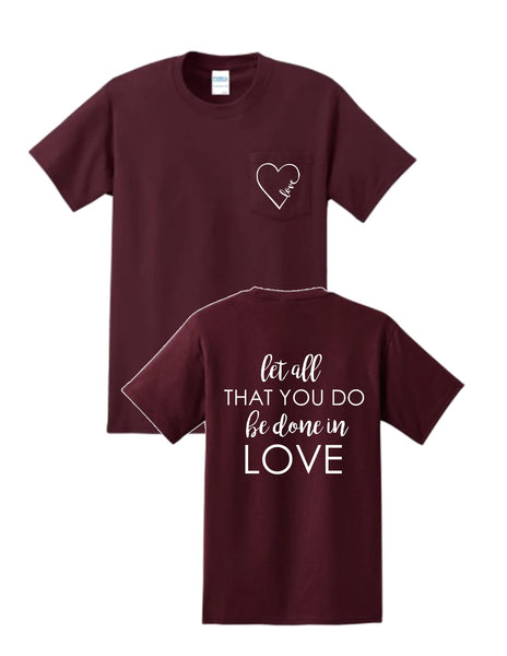 Loved Valentine's Day Shirt