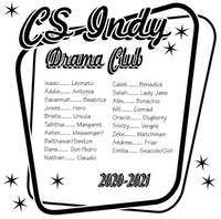 Drama Club | Cast List