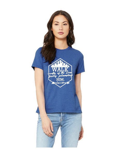 Community: Ladies' Relaxed Jersey T-shirt