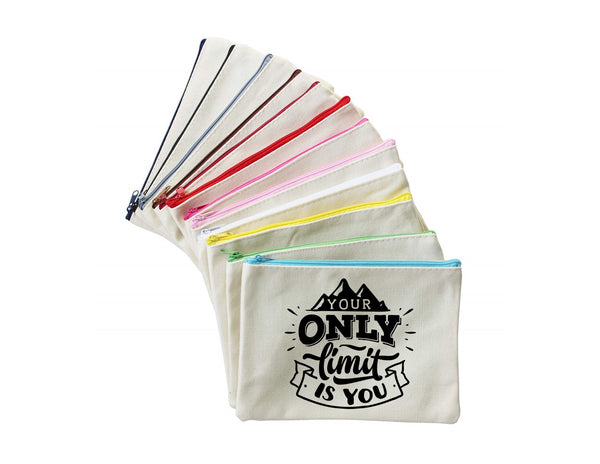 Your Only Limit is You | Zippered Pouch