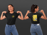 Stretch Ladies' Tee - Shop Azara Wheels
