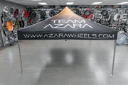 Azara Wheels Pop-Up Tent (10x10)