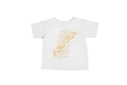 Short sleeve kids t-shirt - Shop Azara Wheels