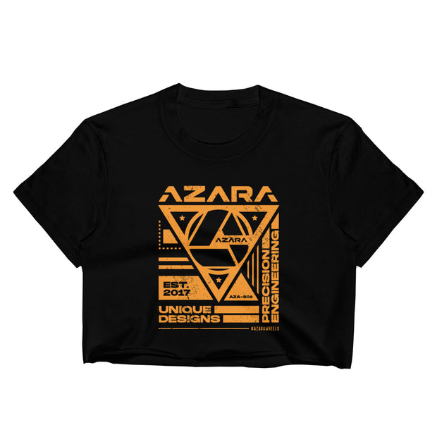 Women's Crop Top - Shop Azara Wheels