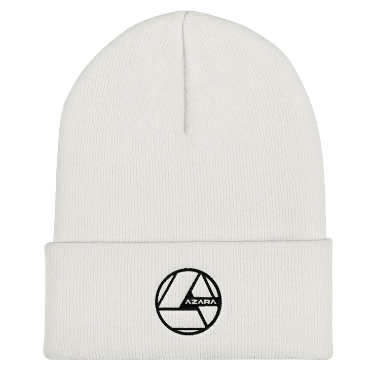 Cuffed Beanie - Shop Azara Wheels