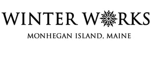 Winter Works Monhegan