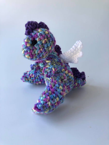 Crochet Dragons