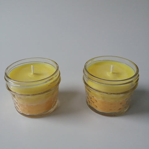 Candles -two scents available.
