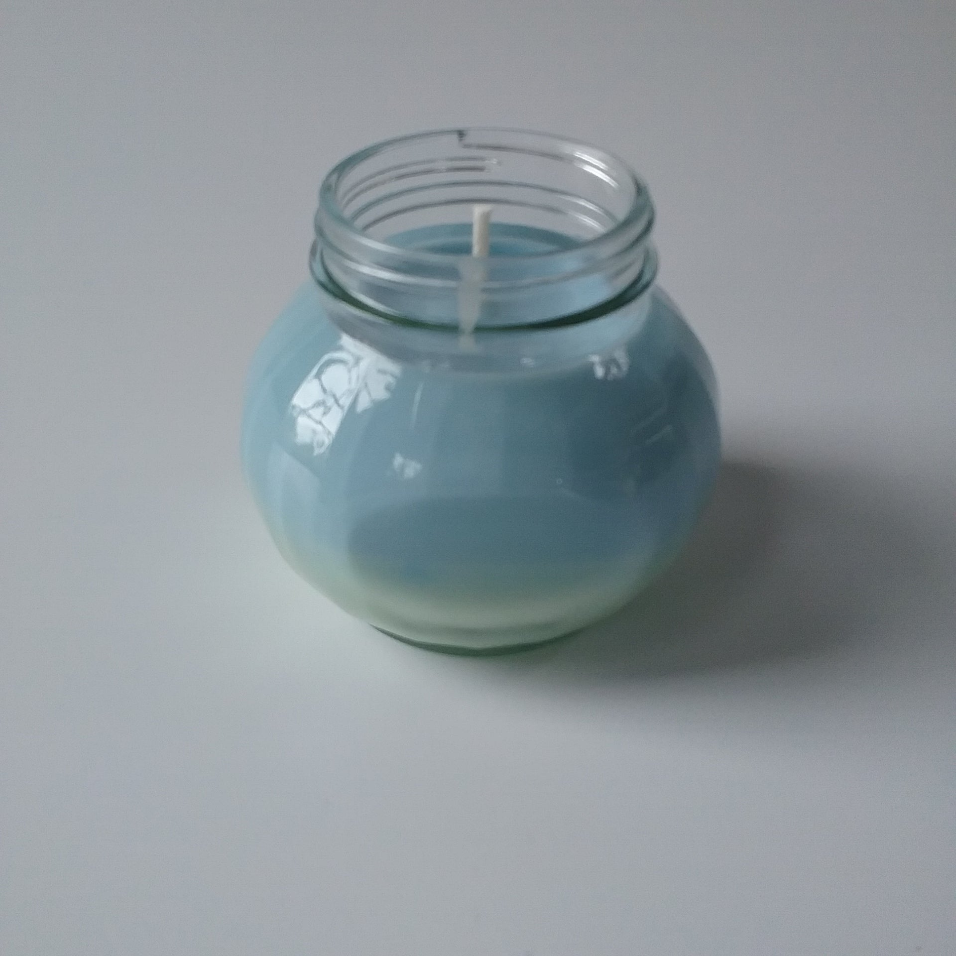 Blue Iris/ Ginger Blossom Candle