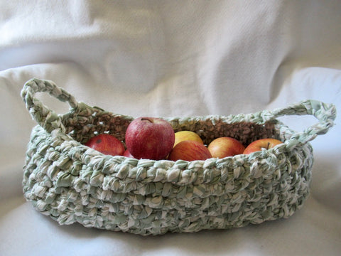 Knotted Basket