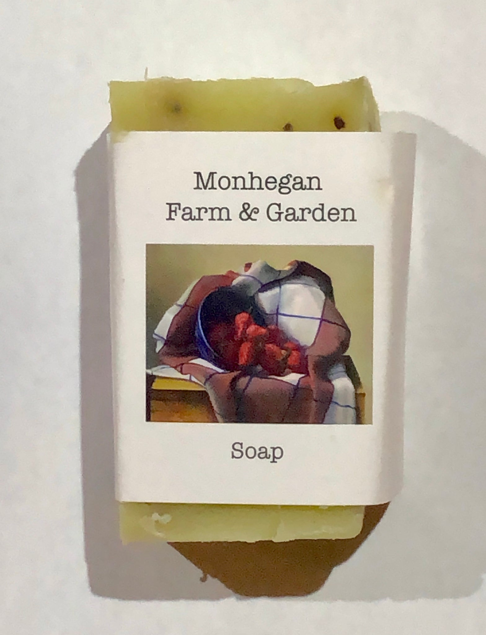 Soap-Monhegan Farm & Garden!