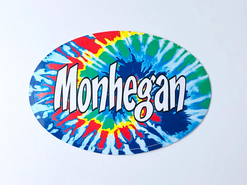 Monhegan  Sticker