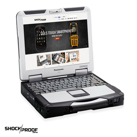 "Panasonic Toughbook CF-31 (13.1"") Mk5 Fully Rugged"