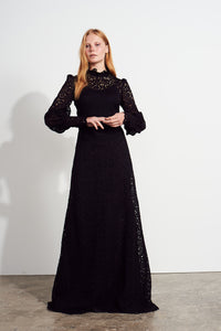 NEW Lila Dress - Black Lace