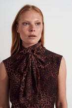Load image into Gallery viewer, Cristabel Dress - Leopard print