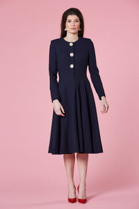 Belle Coat & Coat Dress