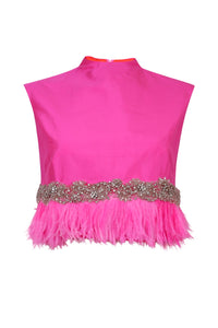 NEW Milly top - Hot pink