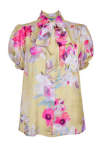 Load image into Gallery viewer, NEW Delilah top - Yellow floral