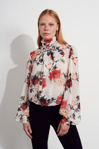 NEW Valentina top - Rose