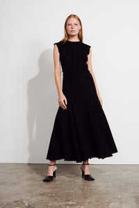 NEW Cristabel Dress - Black tweed