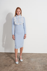 NEW Lila Dress - Pale blue