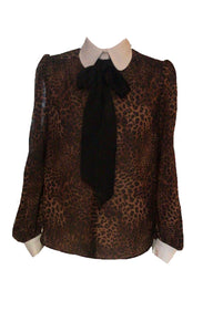 NEW Bianca Shirt - Ltd Edition - Leopard