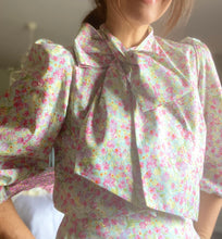 Load image into Gallery viewer, NEW Cristabel bow top - Multi floral