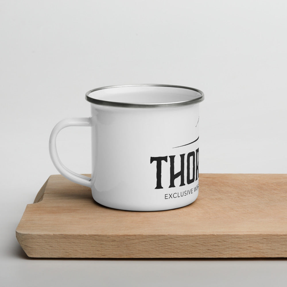 Tazza smaltata Thorpedo