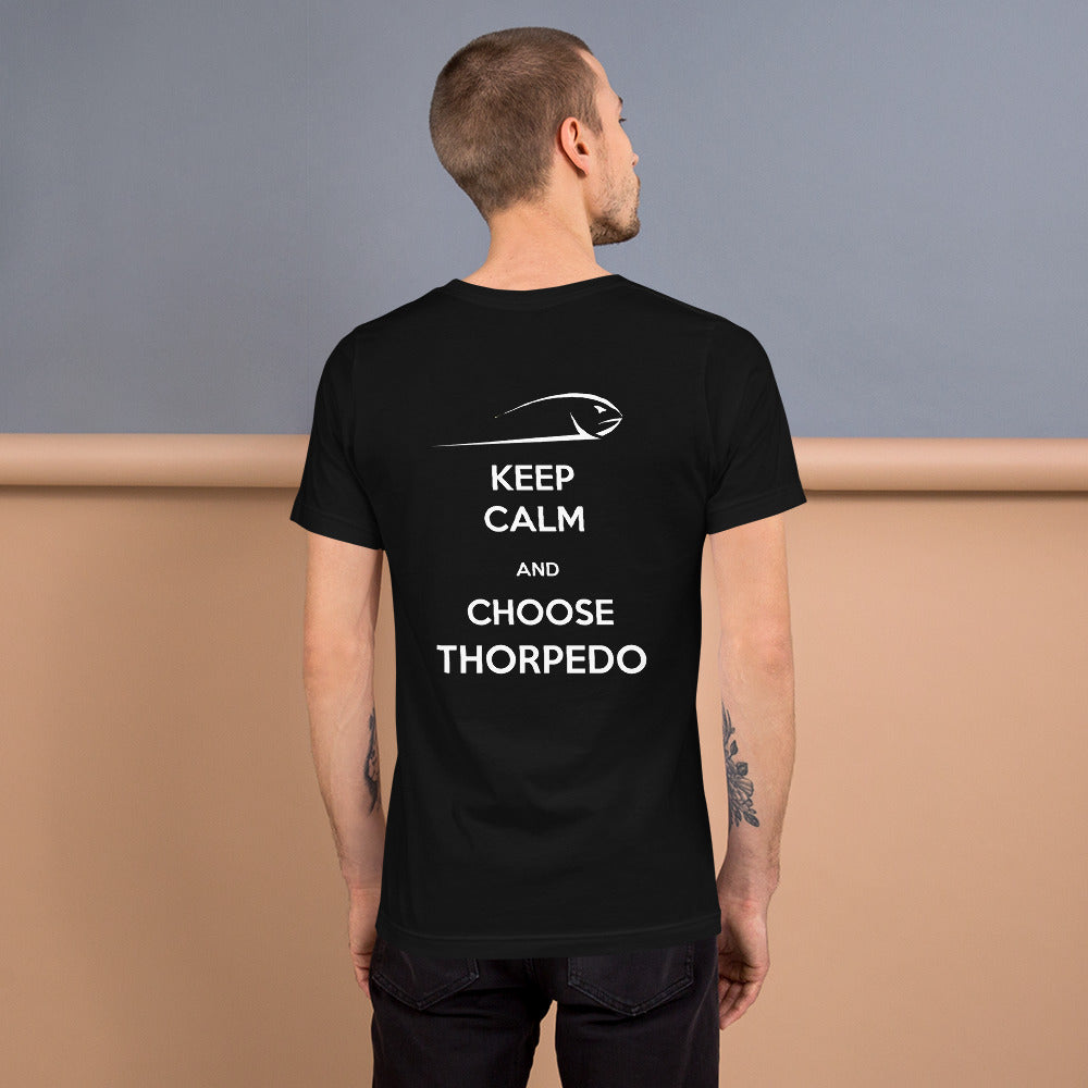 T-shirt Thorpedo Keep Calm