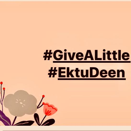 Give A Little - Ektu Deen