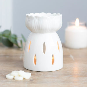 White Lotus Burner