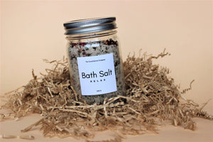 Relax Bath Salt - 340G - Free Shipping