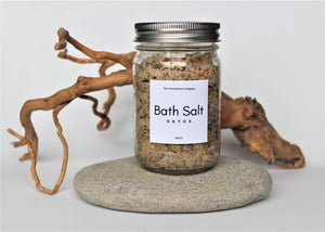 Detox Bath Salt - 340G - Free Shipping
