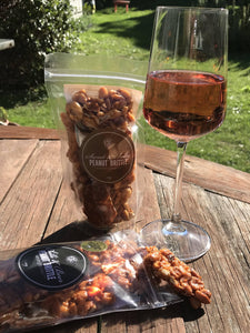 Peanut Brittle - Chilli and Beer