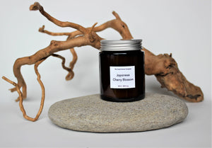 Candle - Amber Jar - 100G - Free Shipping