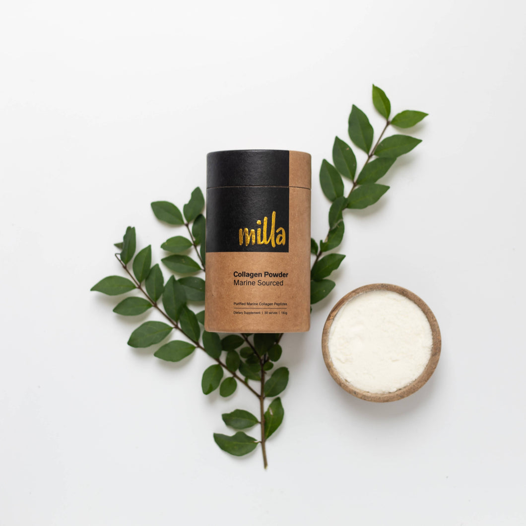 milla collagen | nude 300g