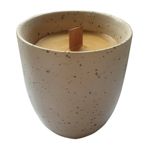Woodwick Beeswax Candle