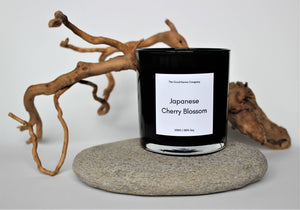 Candle - Black Jar - 250G - Free Shipping