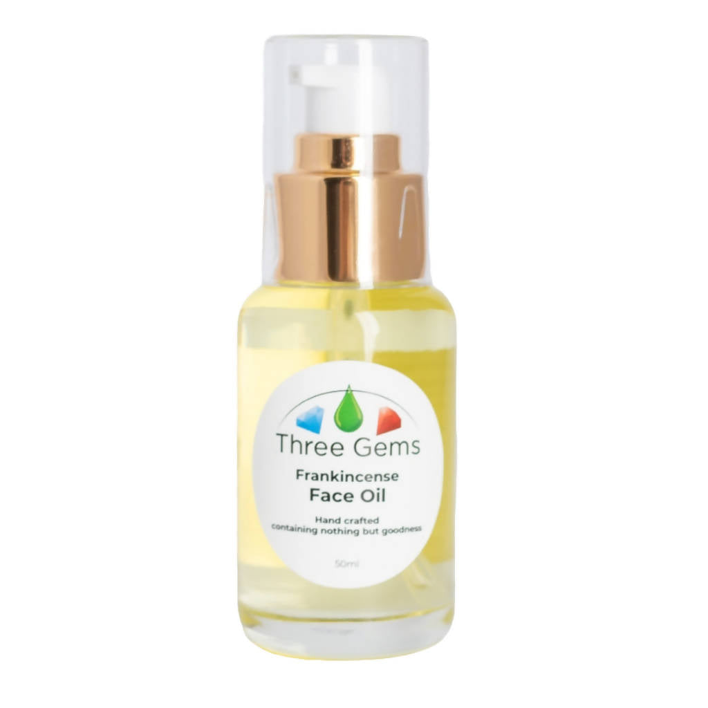 Three Gems Frankincense Face Oil