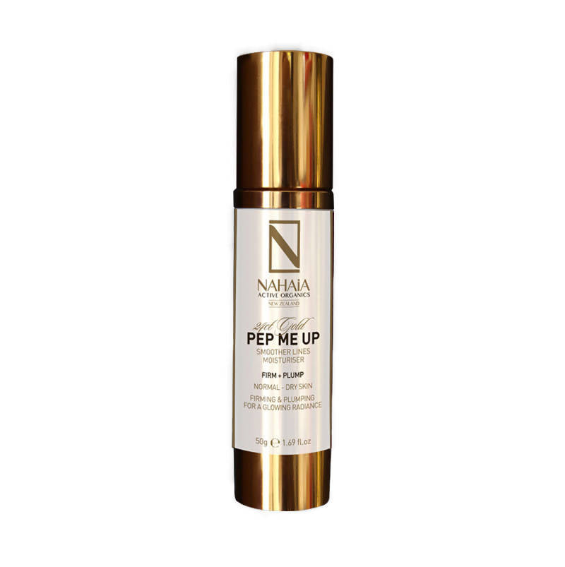 24kt Pep Me Up Smoother Lines Moisturiser