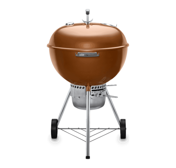 Weber Original Kettle Premium Charcoal Grill 22in - Copper