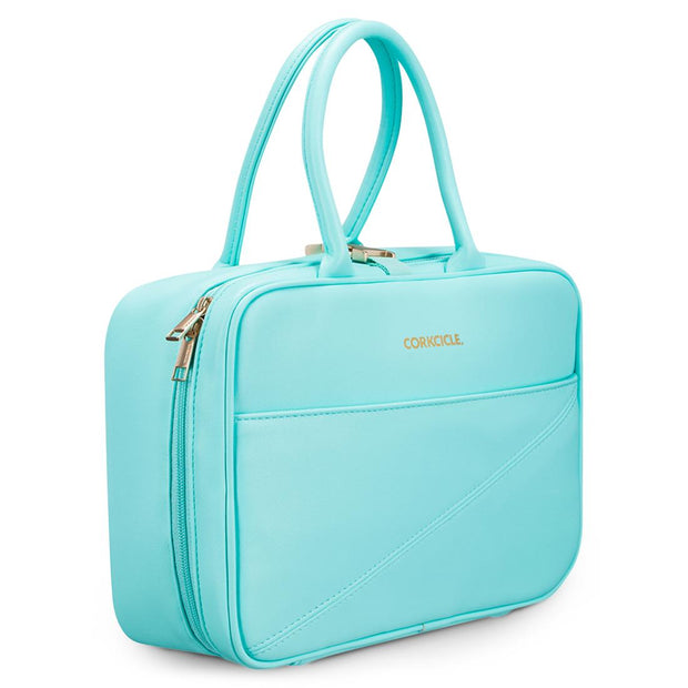 Corkcicle Baldwin Boxer Lunch Box - Turquoise