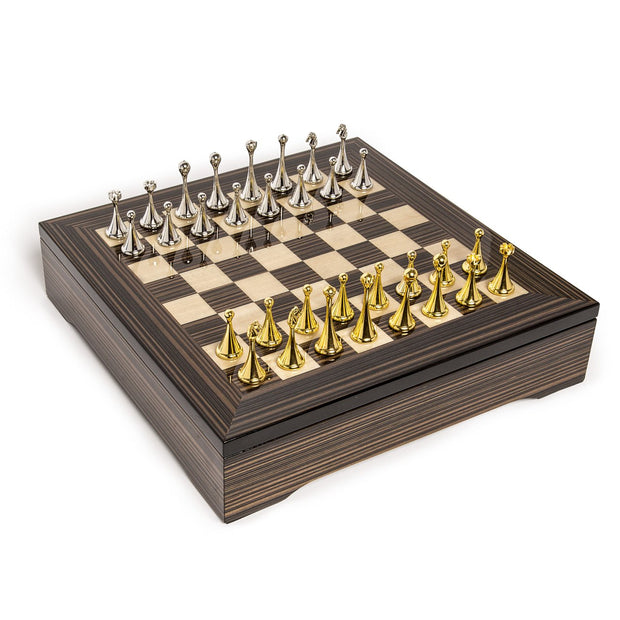 Classic Chessboard - Ebony Maple