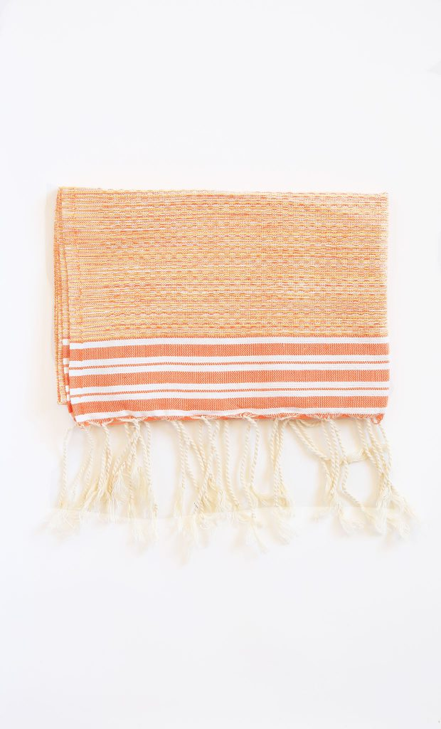 Chine Guest Towel Saint Tropez - Orange