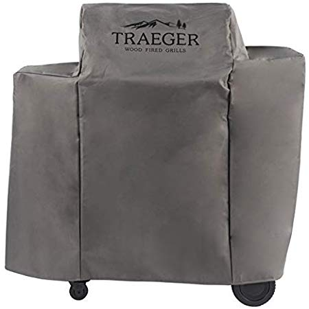 Traeger Ironwood 650 Full-Length Grill Cover