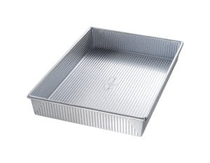 USA Pan Rectangular Cake Pan 9x13