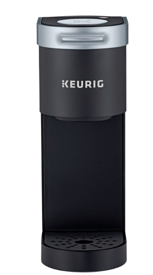 Keurig K-Mini Plus 12 oz. Black Single Serve Coffee Maker