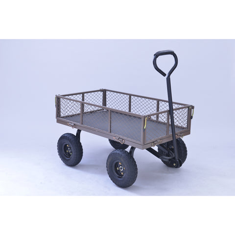 Ace Steel Utility Garden and Farm Cart