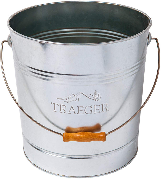 Traeger Pellet Storage - Metal Bucket