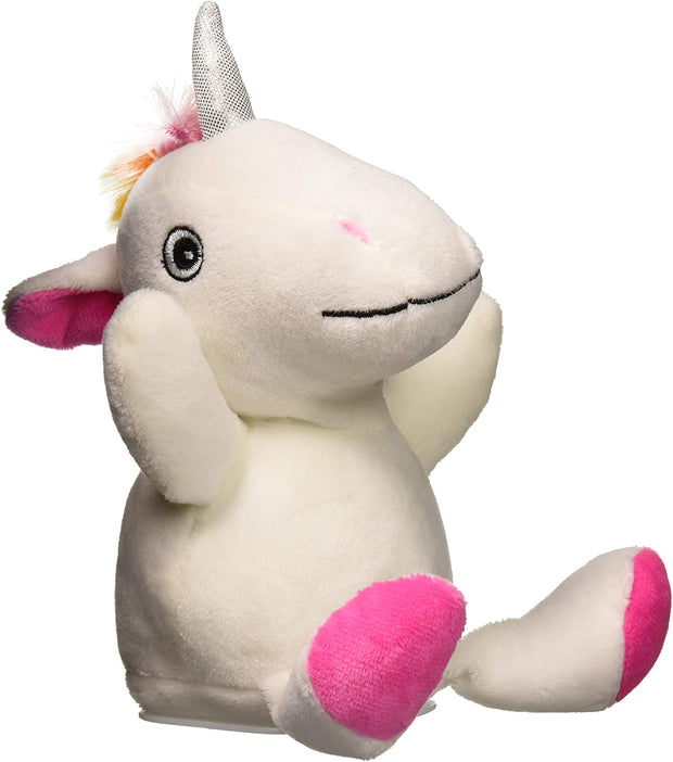 Cuddly Unicorn Speak and Repeat Doll
